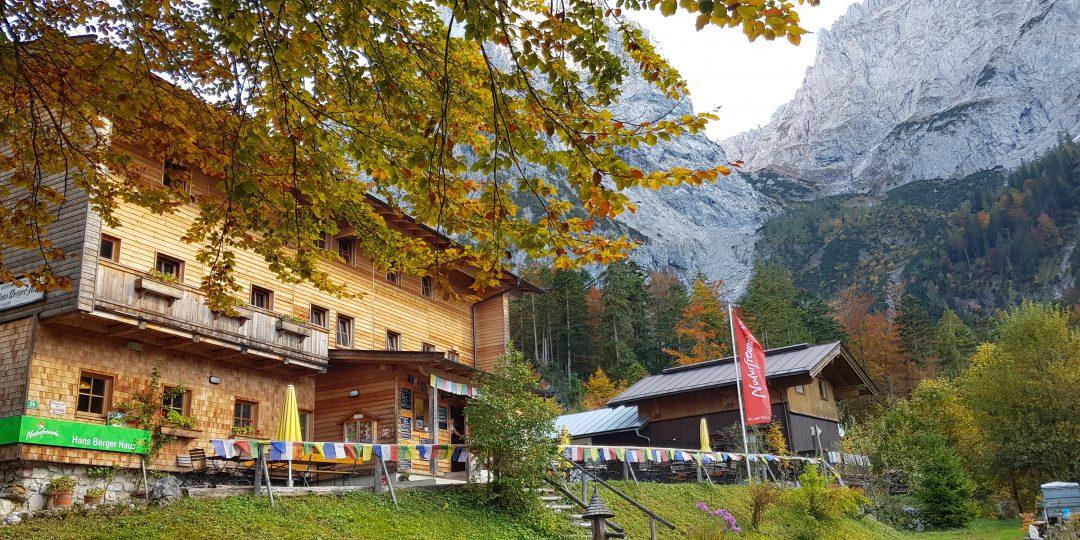 Hans-Berger-Haus. Foto: Regina Hrbek