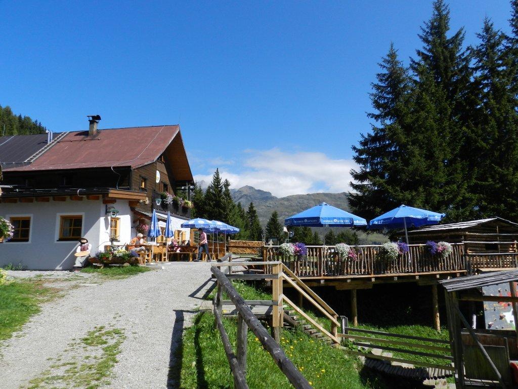 Naturfreundehaus Vinzenz Biedner. Foto: Doris List-Winder