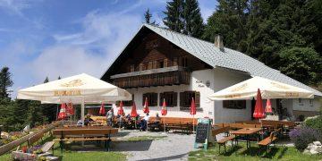 37 Von Hohenems zur Emser Hütte