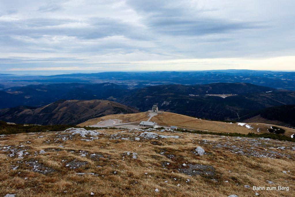 Bergstation Salamanderbahn. Foto: Martin Heppner