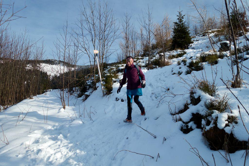 Grödel-Run am Steig nach Selzthal. Foto Martin Heppner