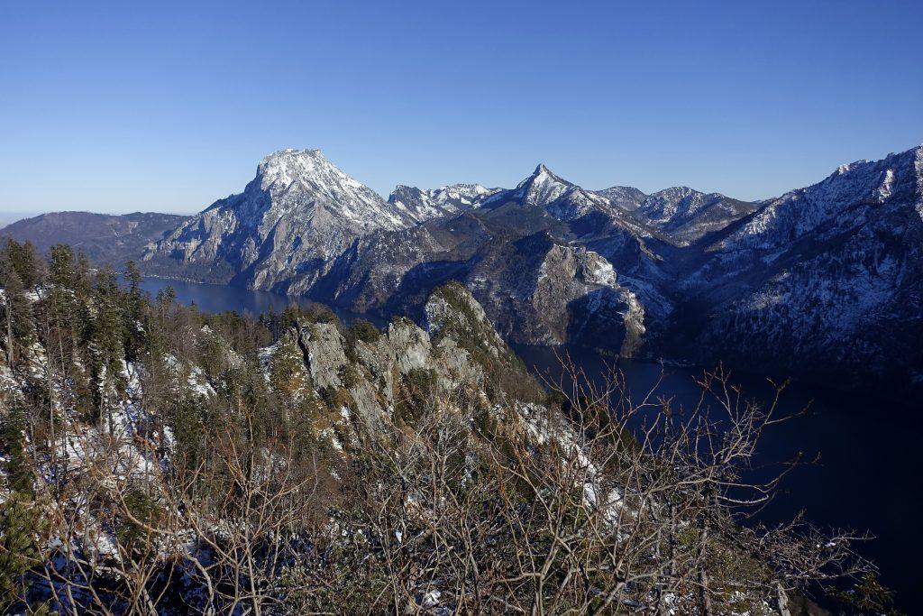 Blick vom Großen Sonnstein. Foto: Peter Backé