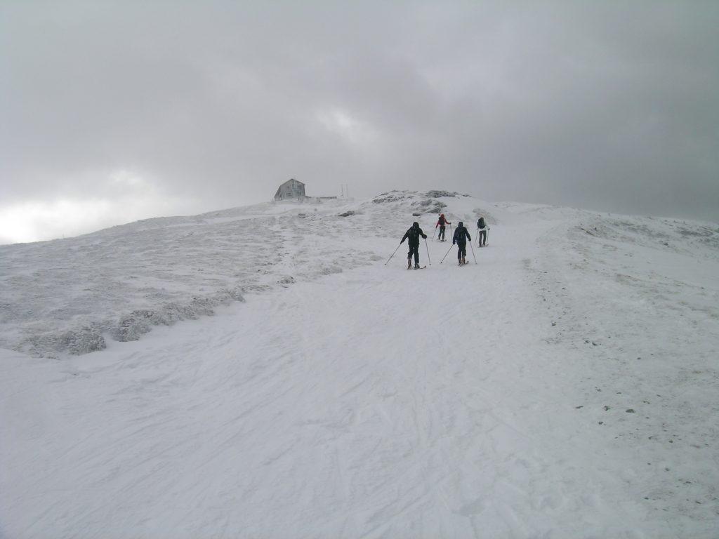 Schlussanstieg. Foto: Alpenverein Edelweiss