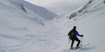 Skitour auf den Kaiserstein