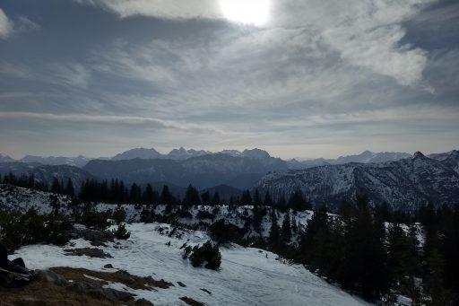 Am Gipfel. Foto: Nikolaus Vogl