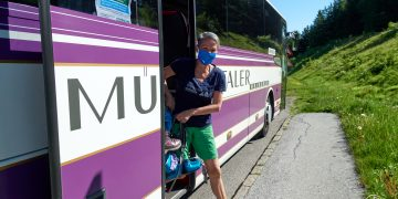 Wanderbusse Kärnten 2021