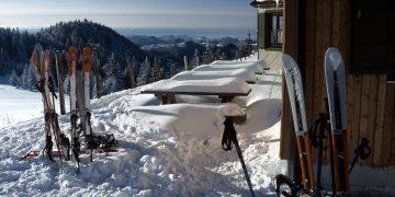 Schneeschuhwanderung auf den Eisenstein