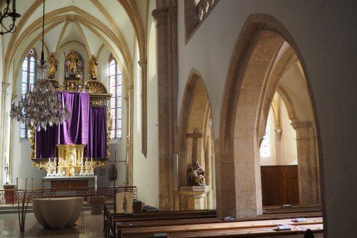 Pfarrkirche Spital am Semmering. Foto: Gerold Petritsch