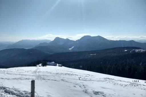 Ausblick vom Gipfel 1. Foto: Nikolaus Vogl