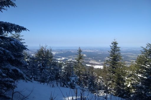 Ausblick vom Gipfel 2. Foto: Nikolaus Vogl