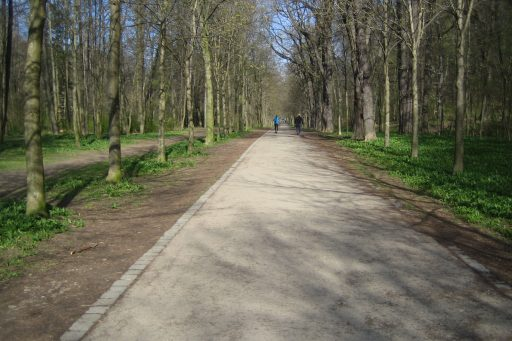 Schwarzenbergpark. Foto: Johann Fischer