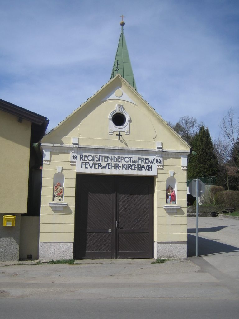 Unterkirchbach. Foto: Johann Fischer