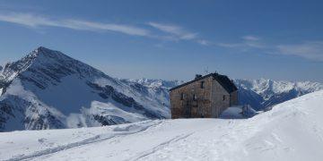 Skitour Ankogel Überschreitung
