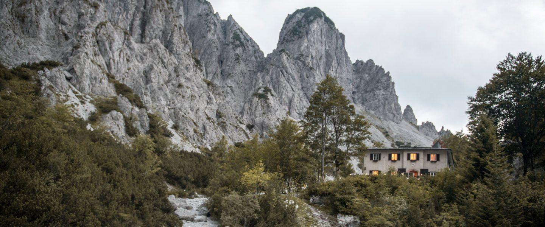 Haindlkar Hütte. Foto: Stefan Leitner
