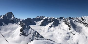 Skitour aufs Zischgeles