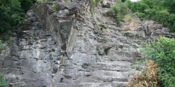 Klettergarten Buchinger Wand