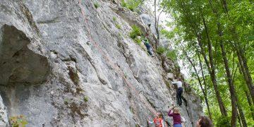 Klettergarten Weißensteinerwand