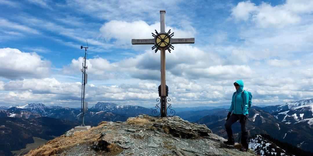 Gipfel Großer Schober
