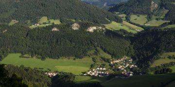 Klettergebiet Frankenfels