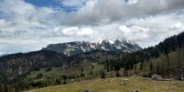 Kaiserrunde hoch über Kufstein
