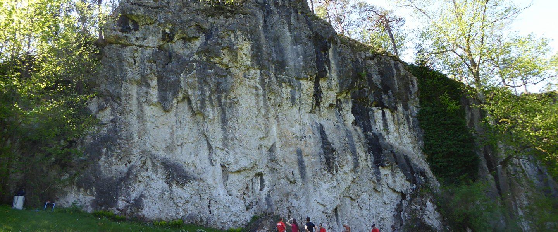 Klettergärten Sonnleitner- und Riesenberger Wand. Foto: klettern-im-ennstal.at