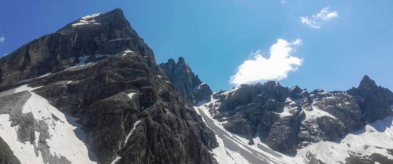 Umgebung der Tribulaunhütte. Fotos: Naturfreunde