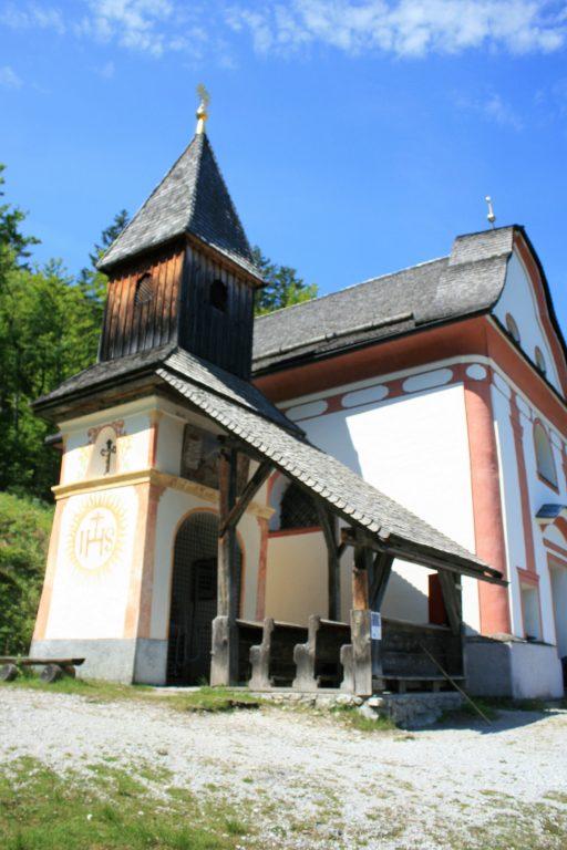 Bergkapelle. Foto: Birgit Frank
