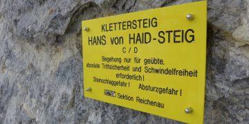 Hans-von-Haid-Steig