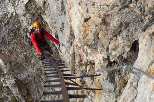Haidsteig 4. Foto: Alpenverein Edelweiss