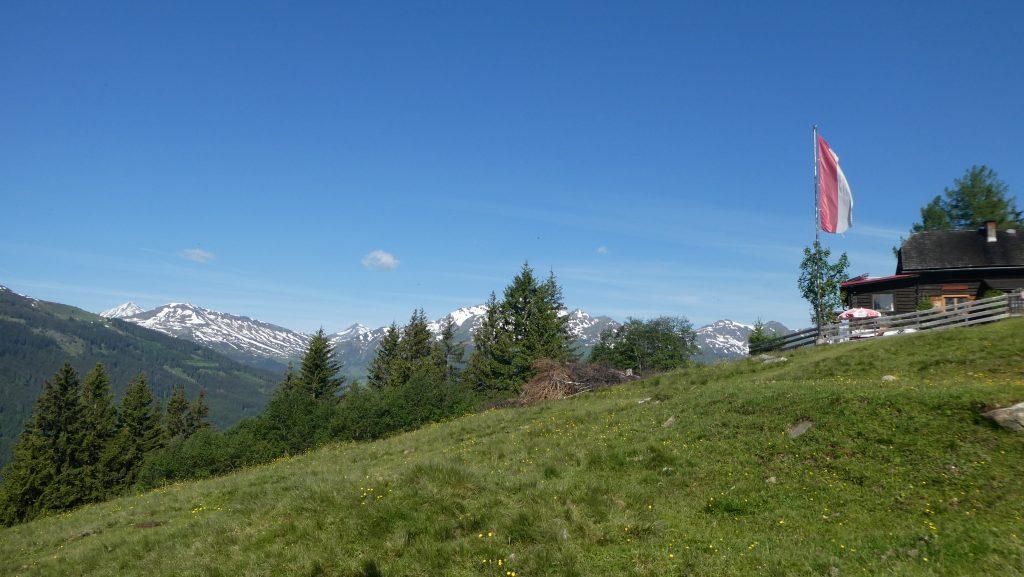 Poserhöhe (1.505 Meter). Foto: Karl Plohovich
