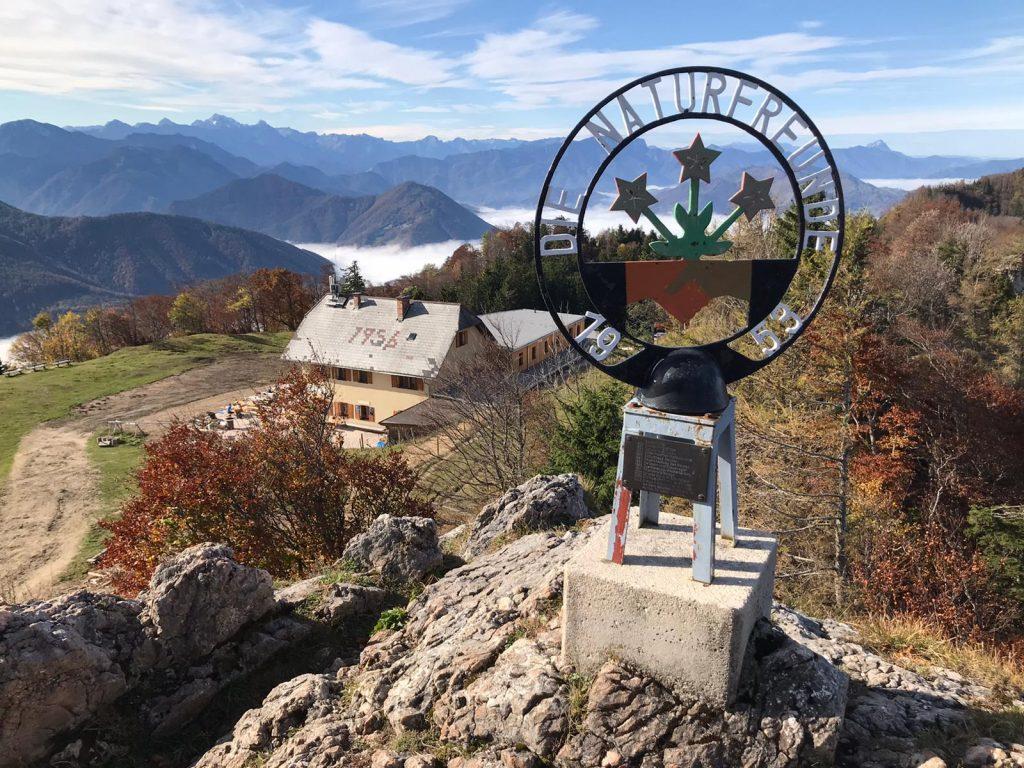 Schobersteingipfel. Foto: Naturfreunde Oberösterreich