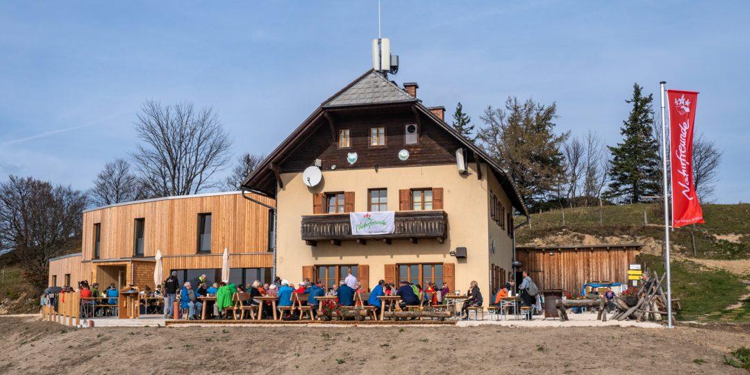 Schobersteinhaus. Foto: Naturfreunde Oberösterreich