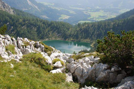 Bergsee. Foto: Andrea Lichtenecker