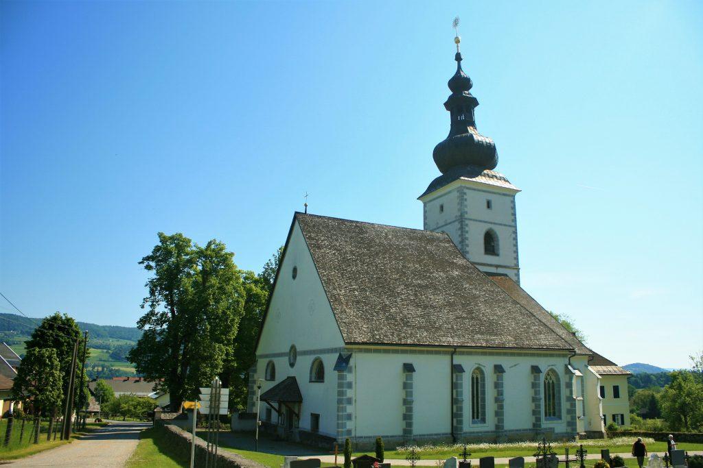 Wallfartskirche Maria Elend. Foto: Birgit Frank