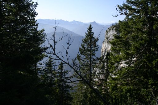 Zwischen Kienthalerhütte und Witzanikreuz. Foto: Alpenverein Edelweiss