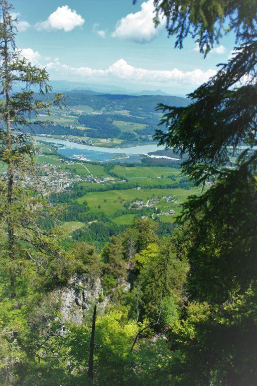 Steil bergauf. Foto: Birgit Frank