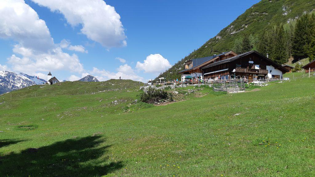 Astenau Alpe. Foto: Konrad Gwiggner