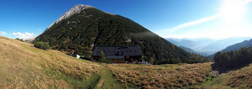 Das Solsteinhaus bietet alles, was man am Berg sich wünscht. Foto: Konrad Gwiggner