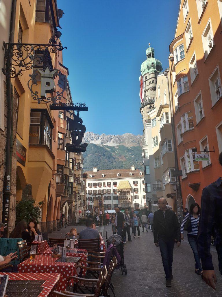 Innsbruck und die Nordkette. Foto: Konrad Gwiggner