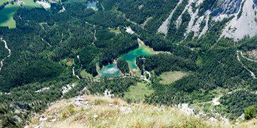 Sommerlich überm Grünen See