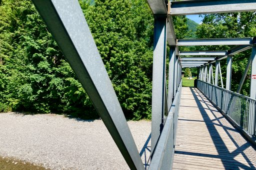 Brücke bei Almegg. Foto: Stefan Hochhold