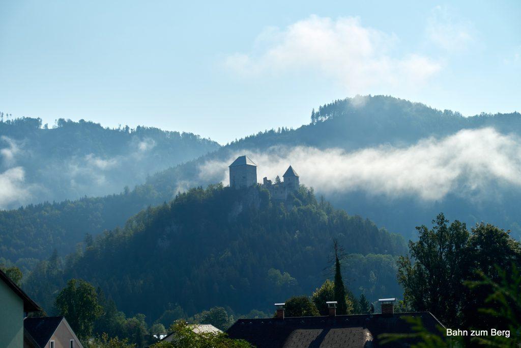 Burg Gallenstein. Foto: Martin Heppner