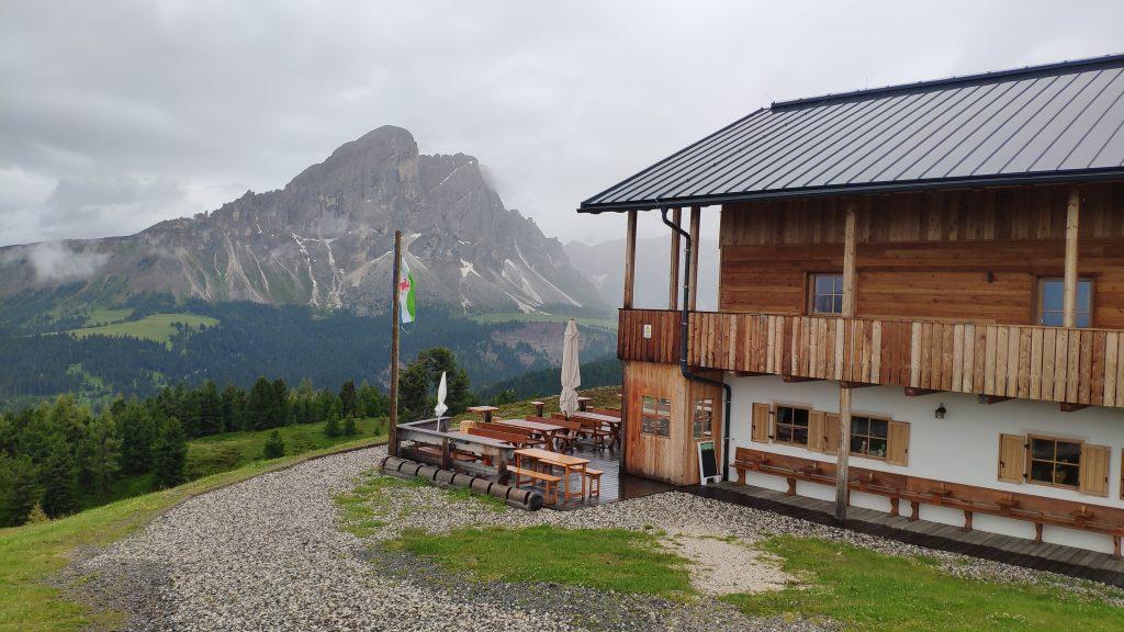 Maurerberghütte. Foto Birgit Matzinger