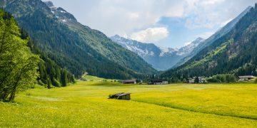Ferienregion Wipptal und seine Bergtäler