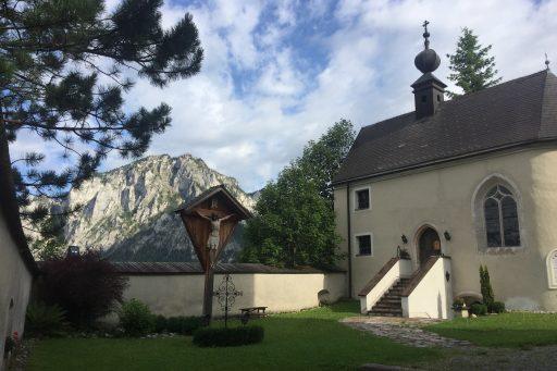 Wehrkirche in Tragöß. Foto: Petra Jens