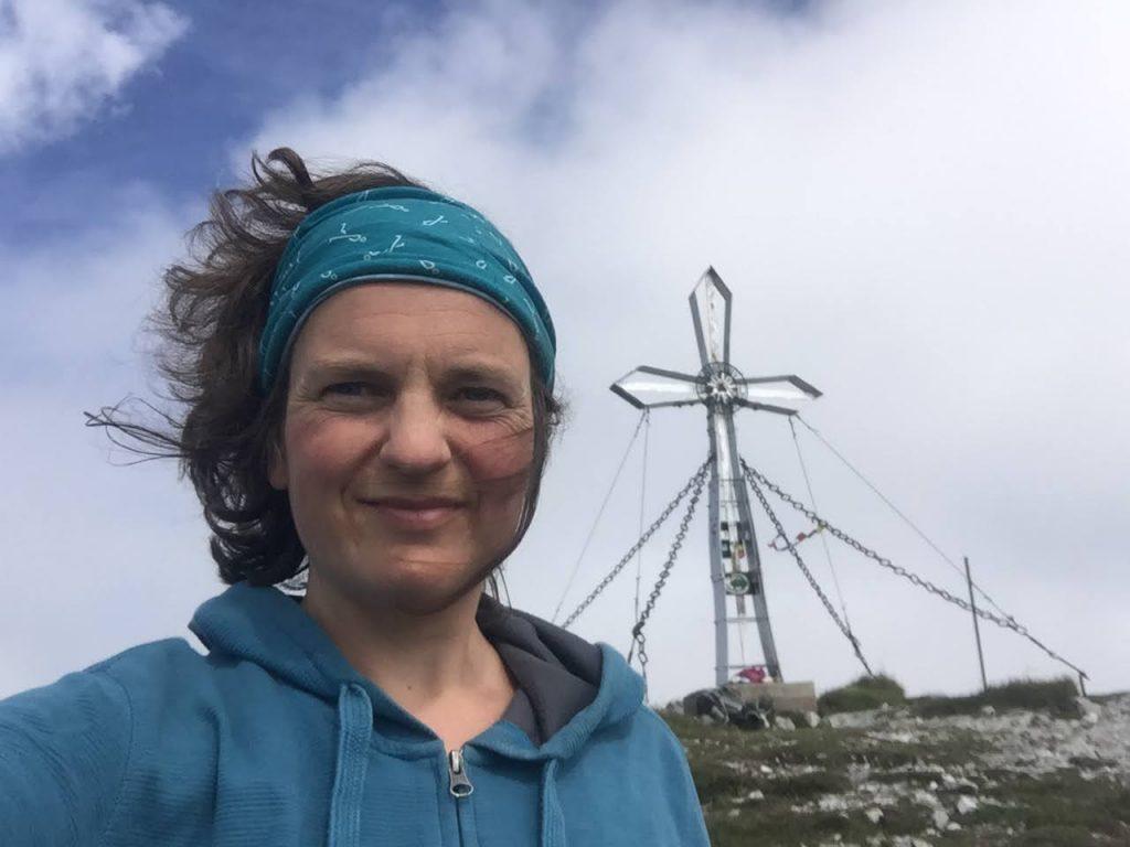Hochturm Gipfelkreuz. Foto: Petra Jens