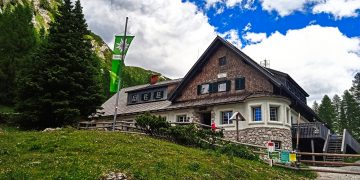 Wanderung zur Klagenfurter Hütte