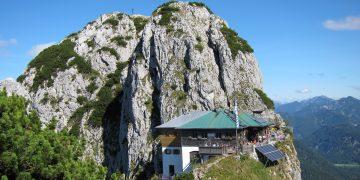 Überschreitung in den Tegernseer Bergen