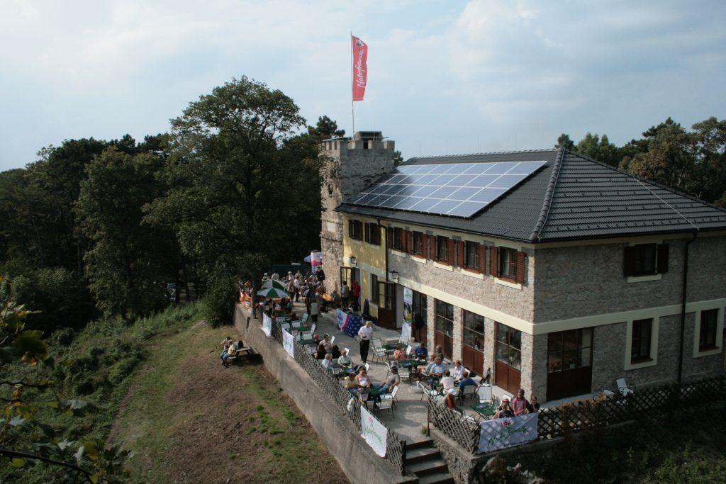 Höllensteinhaus. Foto: Naturfreunde Österreich