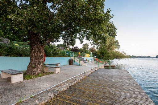 Freizeitzentrum Alte Donau 1. Foto: Doris List-Winder/Naturfreunde Österreich